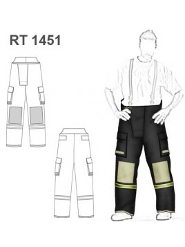 PANTALON TRABAJO RT 1451