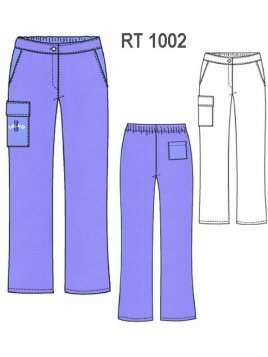 PANTALON TRABAJO RT 1002