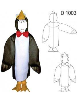 DISFRAZ DE PINGUINO INFANTIL 1003
