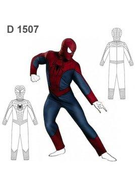DISFRAZ SUPERHEROE D1507