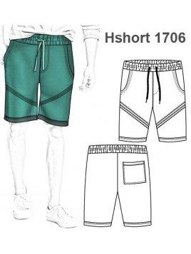 SHORT BERMUDA HOMBRE 1706