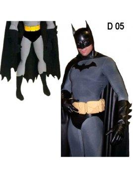 DISFRAZ SUPER HEROE ADULTO 0905