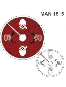 BASE ARBOL NAVIDAD MAN 1515