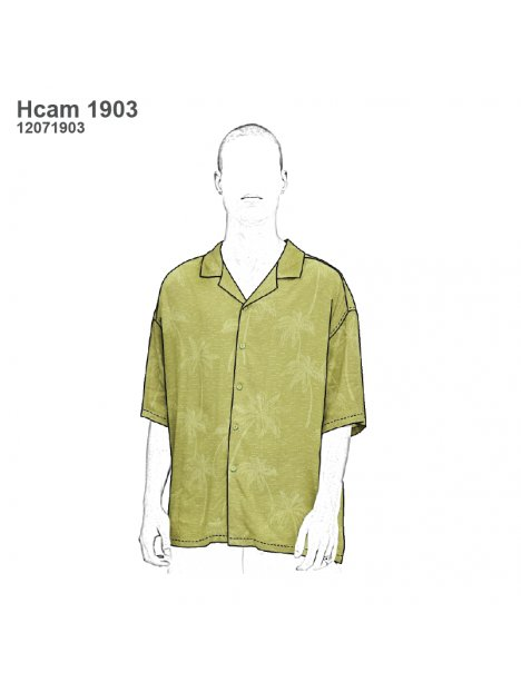 CAMISA OVERSIZE HOMBRE 1903