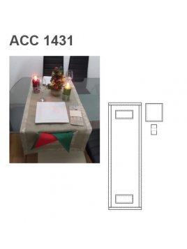 MANTEL MESA NAVIDAD ACC 1431