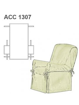 FUNDA SILLON ACC 1307