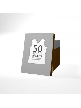 Caja Pack 50 Moldes Bases