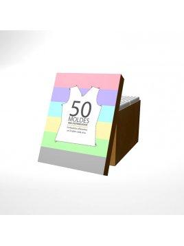 Caja Pack 50 Moldes Elección
