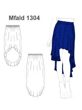 FALDA MULLET