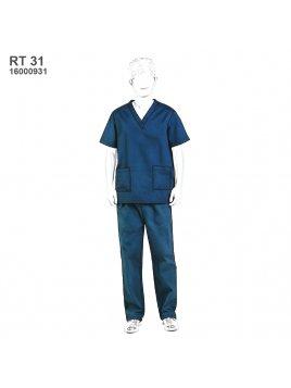 TRAJE PABELLON MEDICO RT 0931