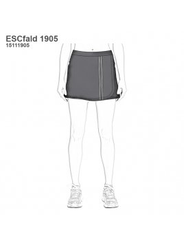 FALDA SHORT ESCOLAR 1905