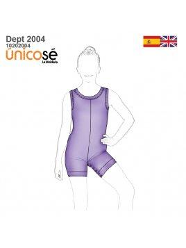 DEPORTE CATSUIT INFANTIL 2004