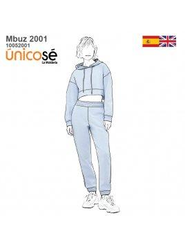 BUZO URBANO MUJER 2001