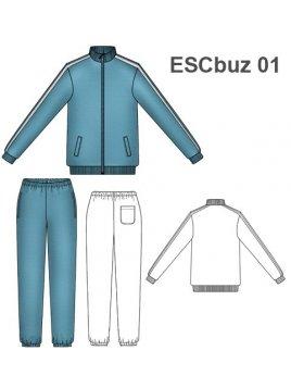 BUZO ESCOLAR BASICO 0901