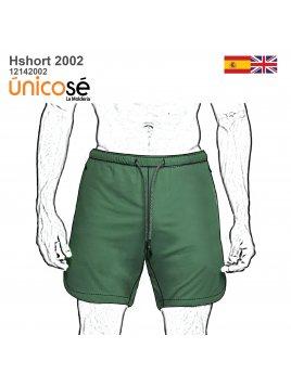 SHORT BASICO HOMBRE 2002