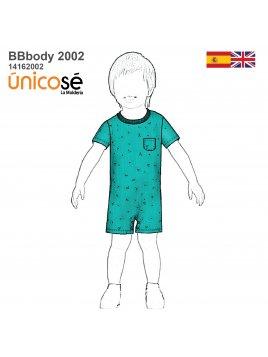 BODY BASICO BEBE 2002