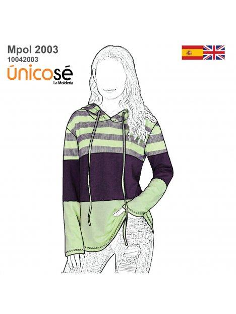 POLERON CORTES MUJER 2003