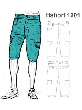 SHORT BERMUDA HOMBRE 1201
