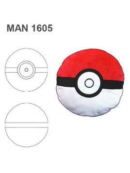 COJIN POKEBOLA MAN 1605