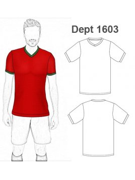 DEPORTE CAMISETA SLIM FIT 1603