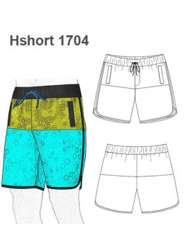 BERMUDA SPORT 1704