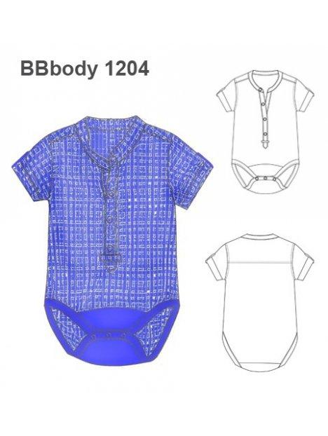 BODY BASICO BEBE 1204