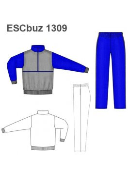 BUZO ESCOLAR 1309