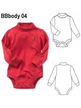 BODY BASICO BEBE 0904