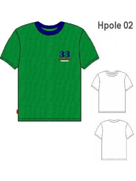 POLERA BASICA HOMBRE 0902