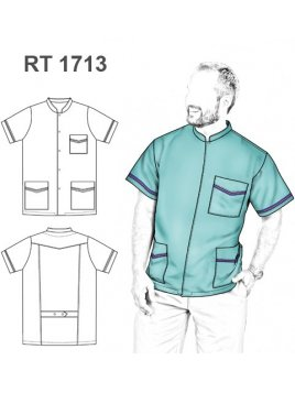 CHAQUETA CLINICA RT 1713