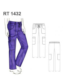 PANTALON TRABAJO RT 1432
