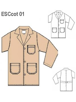 COTONA ESCOLAR 0909