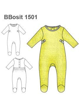 OSITO ENTERITO BEBE 1501
