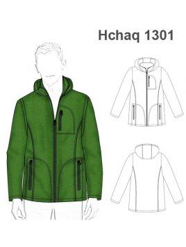 CHAQUETA SOFTSHELL HOMBRE 1301