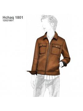 CHAQUETA CASUAL HOMBRE 1801