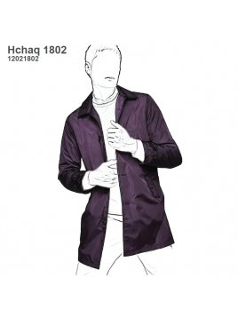 CHAQUETA TRENCH HOMBRE 1802