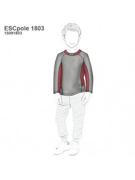 POLERA ESCOLAR 1803