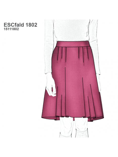 FALDA TABLAS ESCOLAR 1802