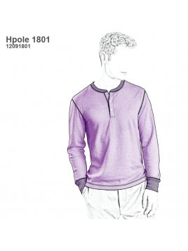 POLERA MAO HOMBRE 1801