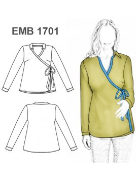 BLUSA EMBARAZADA 1701