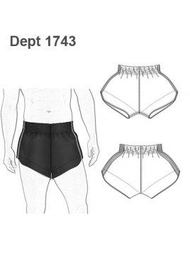 DEPORTE SHORT 1743