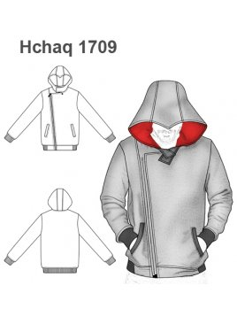 CHAQUETA POLAR HOMBRE 1709