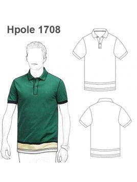 POLERA POLO HOMBRE 1708