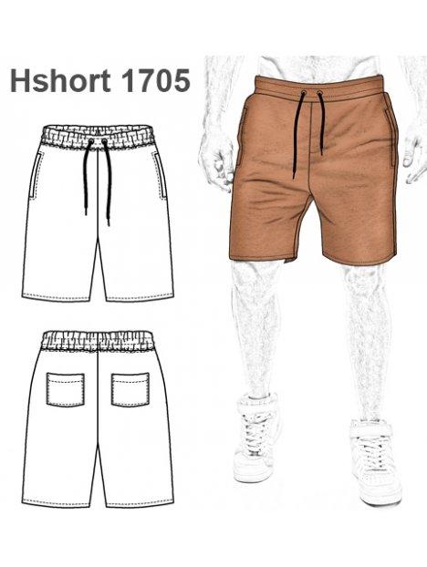 SHORT BERMUDA HOMBRE 1705