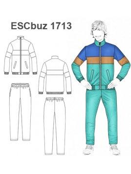 BUZO ESCOLAR 1713