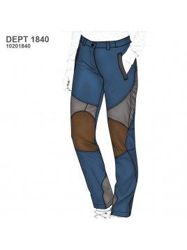 DEPORTE TREKKING FEMENINO 1840