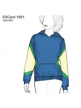 POLERON ESCOLAR 1801