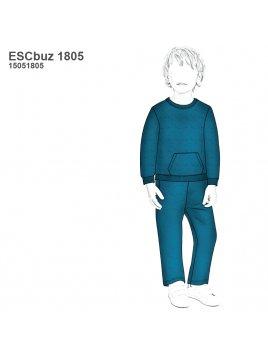 BUZO ESCOLAR BASICO 1805