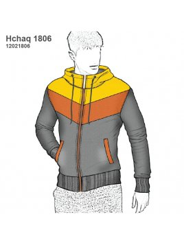CHAQUETA POLAR HOMBRE 1806