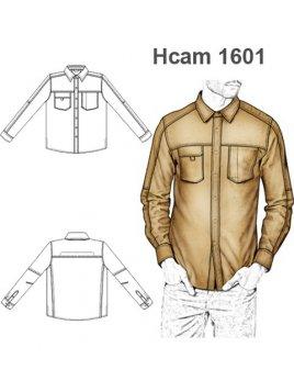 CAMISA SPORT HOMBRE 1601